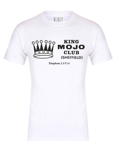 King Mojo unisex fit T-shirt - various colours
