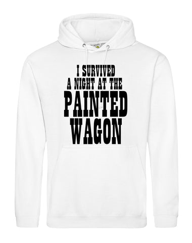Painted Wagon unisex fit hoodie - various colours