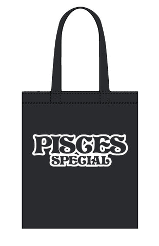 Pisces Special canvas tote bag