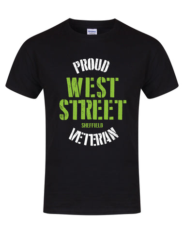 West Street Veteran unisex fit T-shirt - various colours