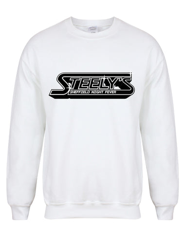 Steely's unisex fit sweatshirt - various colours