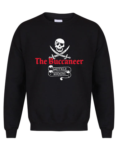 Buccaneer unisex fit sweatshirt - various colours