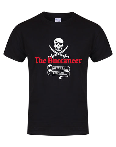 Buccaneer unisex fit T-shirt - various colours