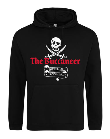 Buccaneer unisex fit hoodie - various colours