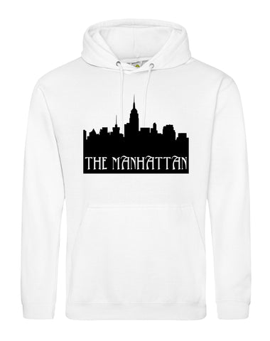 Manhattan unisex fit hoodie - various colours