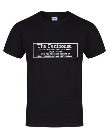 The Penthouse unisex fit T-shirt - various colours