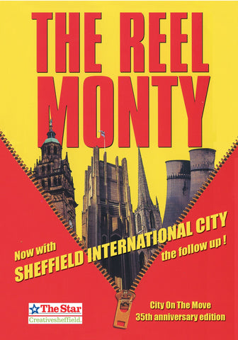 The Reel Monty/ City On The Move DVD