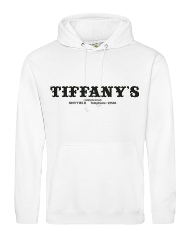 Tiffany's unisex fit hoodie - various colours