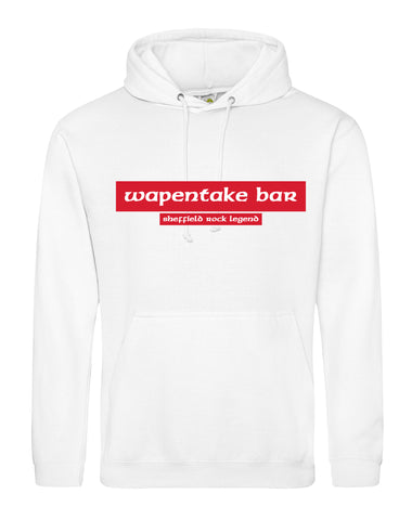Wapentake (original logo) unisex fit hoodie - various colours