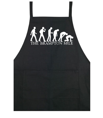 Brampton Mile cooking apron