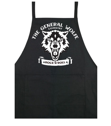 The General Wolfe - cooking apron