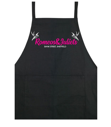 Romeos & Juliets cooking apron