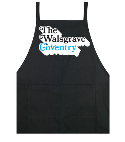 The Walsgrave cooking apron