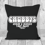 Chubbys - handmade cushion