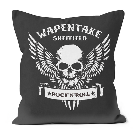 Wapentake - handmade cushion