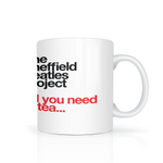 The Sheffield Beatles Project - All You Need is Tea - on white background