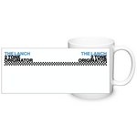 The Lanch - 2 Tone Originator - mug