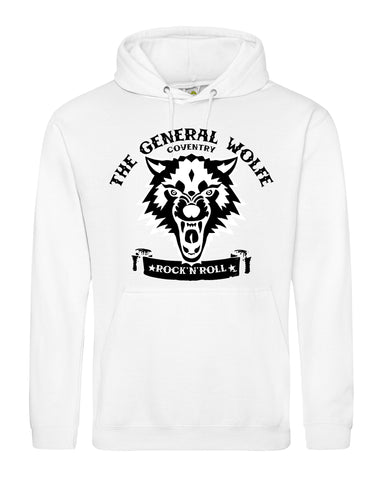 The General Wolfe unisex fit hoodie - various colours