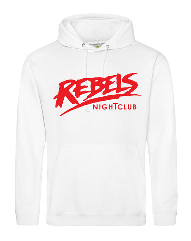 Rebels original sign unisex fit hoodie - various colours