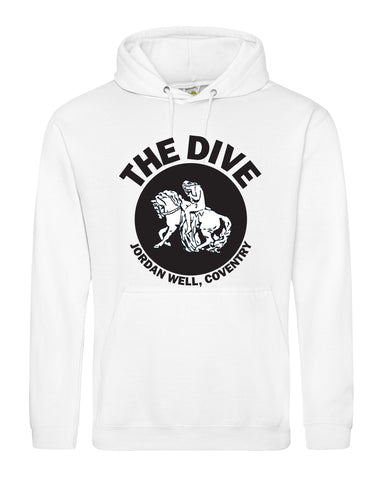 The Dive unisex fit hoodie - various colours