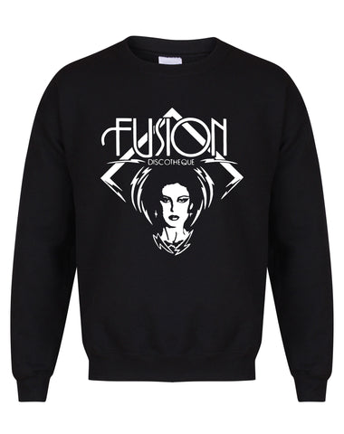 Fusion unisex fit sweatshirt - various colours