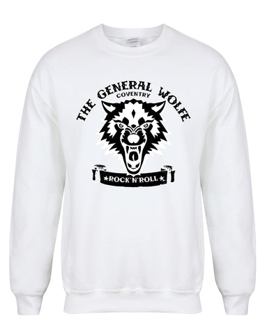 The General Wolfe sweatshirt - various colours