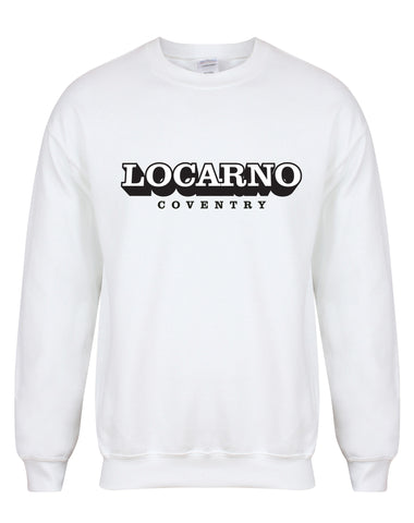 Locarno unisex sweatshirt - various colours