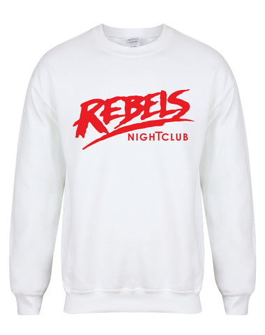 Rebels original sign unisex fit sweatshirt - various colours