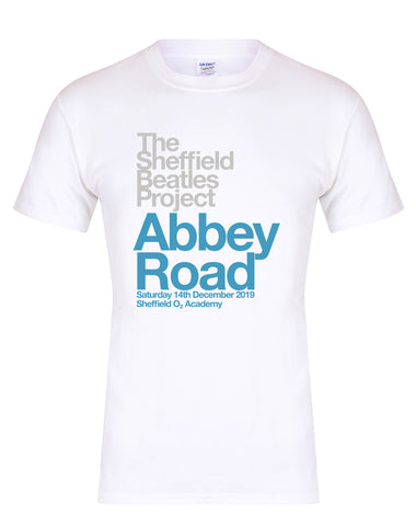 The Sheffield Beatles Project  -Abbey Road - unisex fit T-shirt - various colours