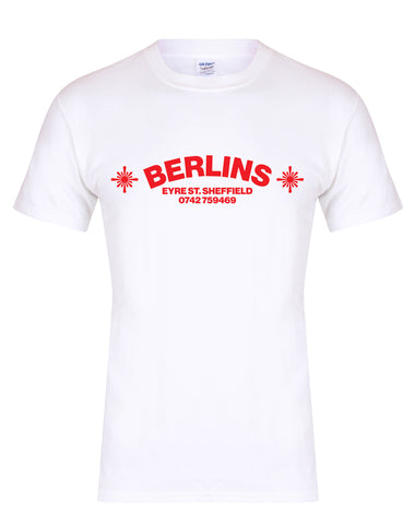 Berlins unisex fit T-shirt - various colours