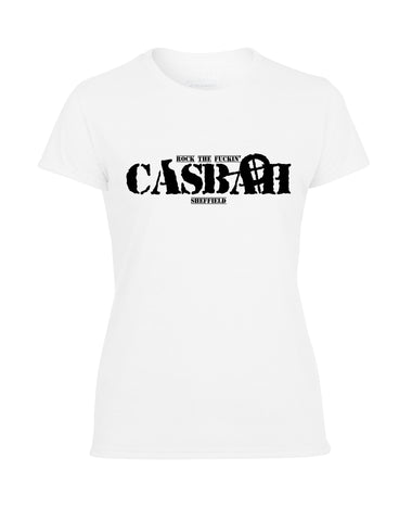 Casbah ladies fit T-shirt - various colours