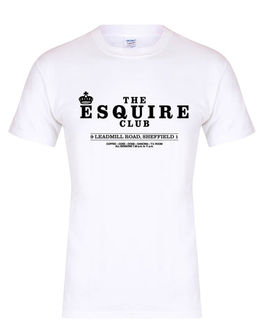 The Esquire unisex fit T-shirt - various colours