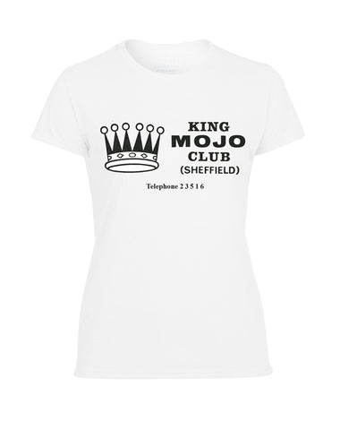 King Mojo ladies fit T-shirt - various colours