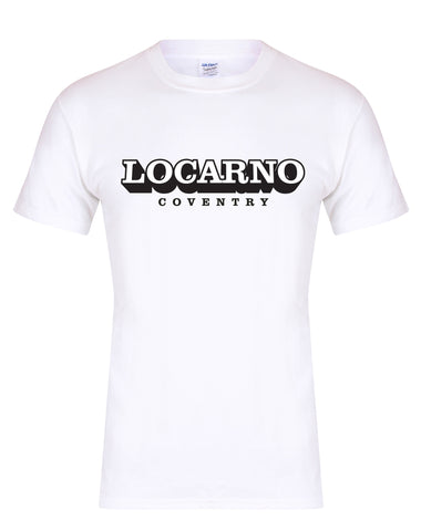 Locarno unisex fit T-shirt - various colours