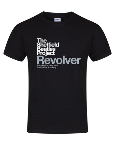 The Sheffield Beatles Project - Revolver - unisex fit T-shirt - various colours