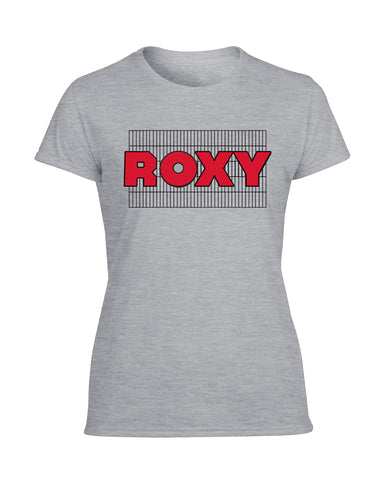 The Roxy ladies fit T-shirt - various colours