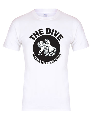 The Dive unisex fit T-shirt - various colours