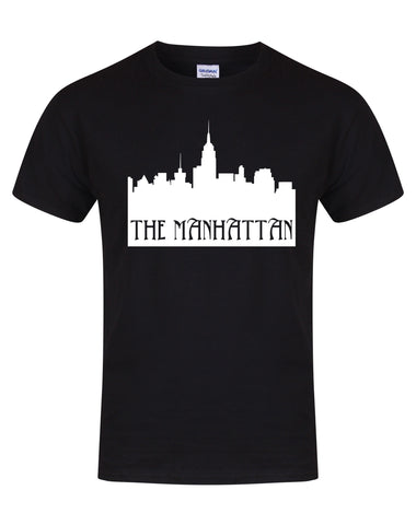 Manhattan unisex fit T-shirt - various colours