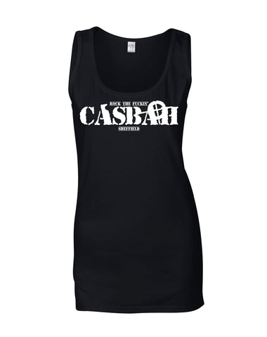 Casbah ladies fit vest - various colours