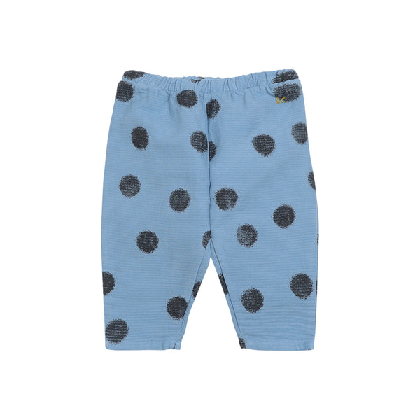 SPRAY DOTS WOVEN PANTS