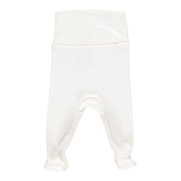 LEGGINGS NEW BORN, WHITE