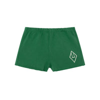 HEDGEHOG BABY TROUSERS, GREEN LOGO