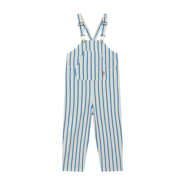 MAMMOTH KIDS JUMPSUIT, WHITE STRIPES