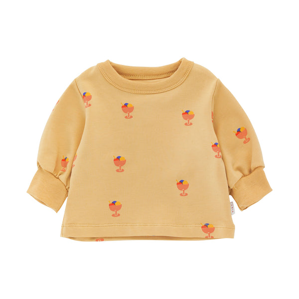 ICE CREAM CUP BABY SWEATSHIRT
