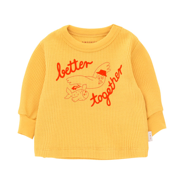 BETTER TOGETHER BABY SWEATSHIRT
