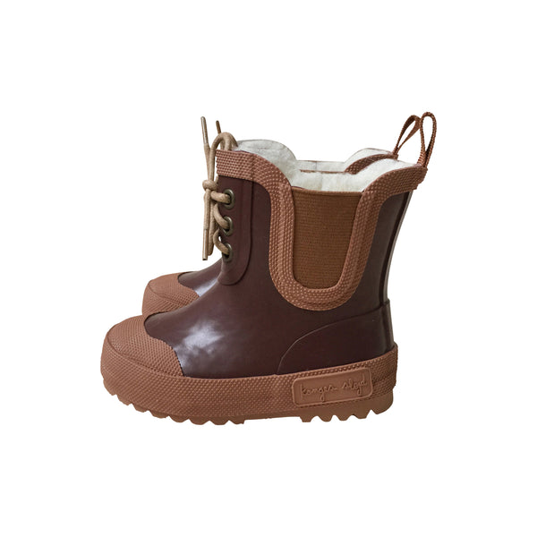 THERMO BOOTS, CHOCO BEAN