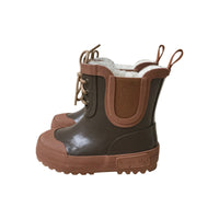 THERMO BOOTS, WALNUT