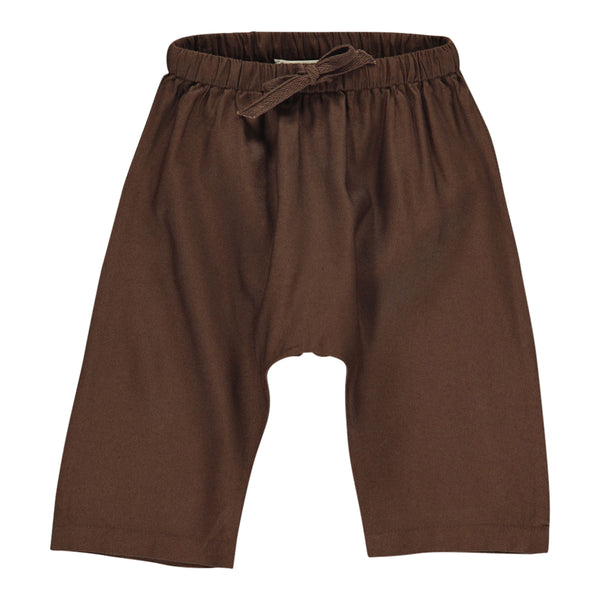 PICO TROUSERS, CHOCOLATE