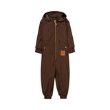 PICO OVERALL, BROWN