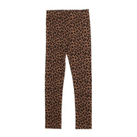 CHOCOLATE LEOPARD LEGGING